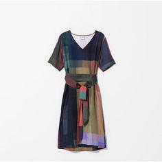 Print Cubo Dress