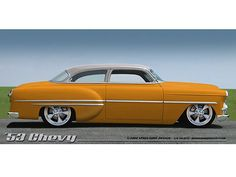1953 Chevrolet..Re-pin brought to you by agents of #carinsurance at #houseofinsurance in Eugene, Oregon