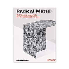 Radical Matter: Rethinking Materials for a Sustainable Future presents the eight Big Ideas that will shape and inform the choices of materials, design methods and manufacturing processes made by designers in the years ahead.
