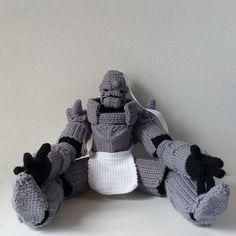 Ravelry: Alphonse Elric Fullmetal Alchemist pattern by Nick Garcia Crochet Geek, Crochet Yarn, Crochet Toys, Free Crochet, Beginner Crochet, Crotchet Patterns, Sewing Patterns, Otaku Room, Alphonse Elric