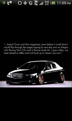 2008 Acura TL Type-S #hondavip