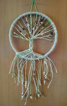 Árbol de la vida Diy atrapasueños