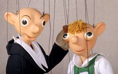 Go to the Puppet Museum to look at Spejbl and Hurvínek, two famous puppet characters who first appeared in Pilsen.