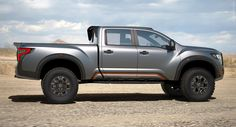 2016 Nissan Titan Warrior Concept  #Nissan_Titan #Segment_J #Concept #Japanese_brands #2016MY #Nissan_Titan_Warrior #North_American_International_Auto_Show_2016 #Nissan