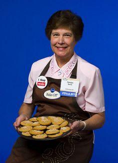 Carolyn Gurtz's Million Dollar Pillsbury Bake-Off Double-Delight Peanut Butter Cookie Recipe