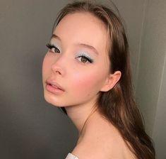 - ̗̀ saith my he A rt ̖́- Glowy Makeup, Makeup On Fleek, Cute Makeup, Pretty Makeup, Beauty Makeup, Hair Beauty, Makeup Goals, Makeup Inspo, Makeup Inspiration