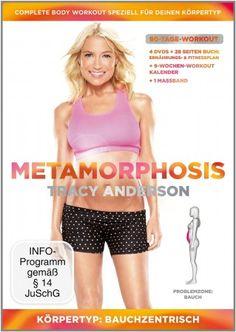 Tracy-Anderson-Metamorphosis-Koerpertyp- Bauchzentrisch-Problemzone-Bauch-Fitness-DVD