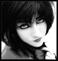 """There is a fun, flippant side to me, of course. But I would much rather be known as the Ice Queen"" - SIOUXSIE SIOUX -"