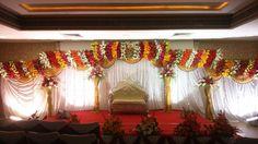 Stage Decorations, Wedding Decorations, Valance Curtains, Home Decor, Decoration Home, Room Decor, Wedding Decor, Interior Design, Home Interiors