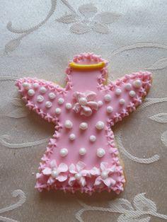 """3"""" angel sugar cookie"""