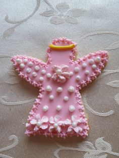 "3"" angel sugar cookie"