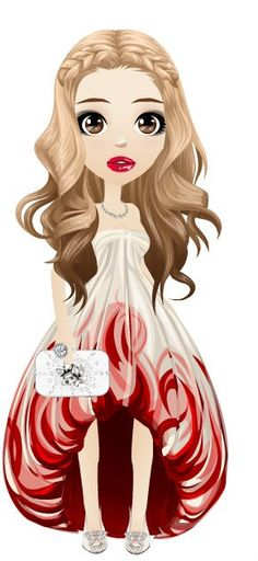 Aries Flame Dress