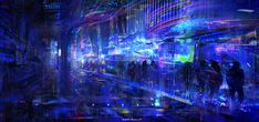 Visualization January work by SolarSouth on DeviantArt