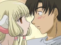 El mundo de Angelmonium: #EspecialSanValentín: Día 10: Chii y Hideki (Chobits)