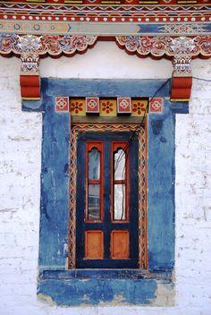 Butão - Trongsa Zhong