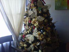 Arból de Navidad en casa