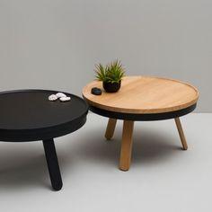 Med. Batea Table - Oak/Black - alt_image_two