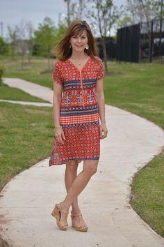 Stylist- Love this dress!