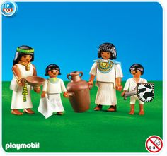 7386 Familia egipcia