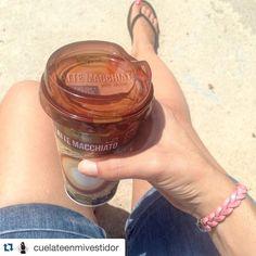 #Repost @cuelateenmivestidor  Este es mi momento de relax!!! @coffeegoldcapsulas en mano este formato me encanta y a vosotras? Soléis beber el café así?  Feliz tarde  #coffeetime #coffeegoldcapsulas #coffeegold #takeawaycoffee #takeaway #bebidapreparada #cappuccino #lattemacchiato #icedcoffee #coffeelover #coffeeaddict #coffeegram by coffeegoldcapsulas