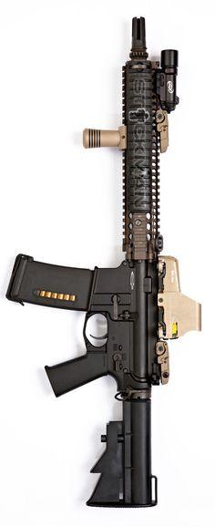 Centurion Arms. By Stickman