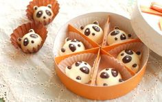 panda chocolate w/ recipe- its in Japanese, you'll have to translate it