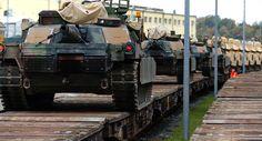 Psycho-Agenda: Wir wollen Moskau zerstören, einfach weil es existiert - NATO will weitere Panzerbrigade stationieren -- Puppenspieler -- Sott.net