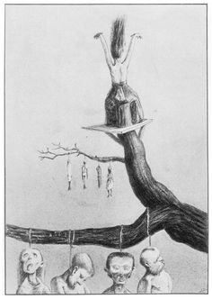Alfred Kubin-The Witch