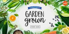 Garden Grown Font Free Download | Free For Fonts