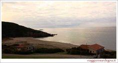 tresnuraghes - spiaggia porto alabe