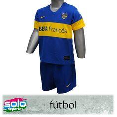 Minikit Boca Juniors Oficial Baby  $ 399,00 (U$S $84.91)