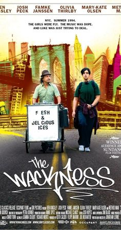 It's the summer of 1994, and the streets of New York are pulsing with hip-hop. Set against this backdrop, a lonely teenager named Luke Shapiro spends his last summer before university selling marijuana throughout New York City, trading it with his unorthodox psychotherapist for treatment, while having a crush on his stepdaughter.