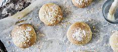Sämpylätaikina Hamburger, Vegan Recipes, Bread, Baking, Food, Vegane Rezepte, Brot, Bakken, Essen