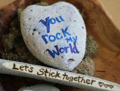 טו באב, אבן, מתוך הבלוג Emiko's day