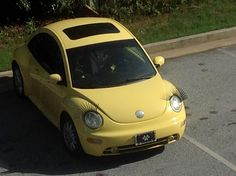 """Glittering """"Eyes"""" Beetle car parked at hotel #carspotting #cars #car #carporn #supercar #carspotter #supercars"""
