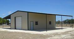 Steel Building Homes | Plateau Metal Buildings - Home