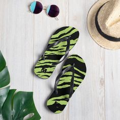 MOGUL beach Flip-Flops by HouseofMogul1 on Etsy Beach Flip Flops, Soft Fabrics, Leather Sandals, Leather Men, How To Look Better, Just For You, Beach Clothes, Etsy, Women