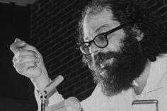 Defenders of Connecticut teacher David Olio say one mistake shouldn't have cost him his job. But why is the work of a towering figure of American poetry out of bounds? American Poetry, Allen Ginsberg, The Daily Beast, The Magicians, Defenders, Poems, Teacher, Reading, Connecticut