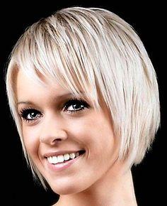 Super Kurzhaarschnitte mit Pony - Einfache Frisur super short haircuts with bangs hai Short Haircuts With Bangs, Thin Hair Haircuts, Cute Hairstyles For Short Hair, Beautiful Hairstyles, Bob Hairstyles, Haircut Short, Simple Hairstyles, Medium Hairstyles, Wedge Hairstyles