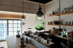 ガラスの中には庭がある。 Re:planter - SpaceColony - まとめのインテリア / デザイン雑貨とインテリアのまとめ。