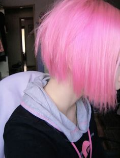Thinking about dying my hair this shade of pink this summer