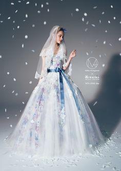 Wedding Dress Collection | Mika Ninagawa Official Site