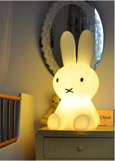 Miffy light.  So sweet and reminds me of my childhood.