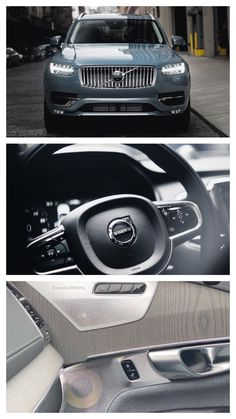 Volvo XC90 Luxury SUV Volvo Xc90, Suv Trucks, Volvo Cars, Luxury Suv, Swedish Design, My Ride, Car Accessories, Cool Cars, Porsche