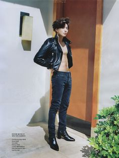150720 Taemin - Cosmopolitan Magazine August Issue