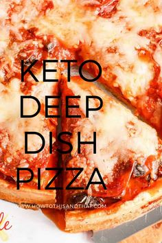 #keto #lowcarb #ketolowcarb #ketorecipes #ketopizza #fatheaddoughrecipe #fatheadpizzacrust #dinner #pizza #pizzanight Pizza Recipes, Low Carb Recipes, Deep Dish Pizza Recipe, Regular Pizza, Primal Kitchen, Low Carb Casseroles, Low Carb Pizza, Dough Recipe, Breakfast Recipes