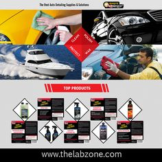The Lab Zone has formulated and manufactured private label auto, marine and cycle detailing products to restore, clean, polish, and protect all surfaces! Every product we formulate is unique because YOU create it with us. As your detailing product contract manufacturer, your brand is guaranteed to remain strictly confidential. Visit at http://www.thelabzone.com/.