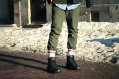 Proprpostur: Palladium Boots