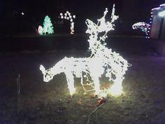 Funny Christmas Lights Decorations Egotv
