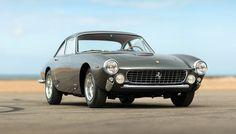 1963 Ferrari 250 GT/L Berlinetta Lusso By Scaglietti. For the win.